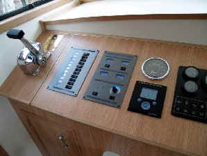 All marine installations are compliant to the British Marine Electronics Association  Code Of  Practice and the European Recreational Craft Directive.